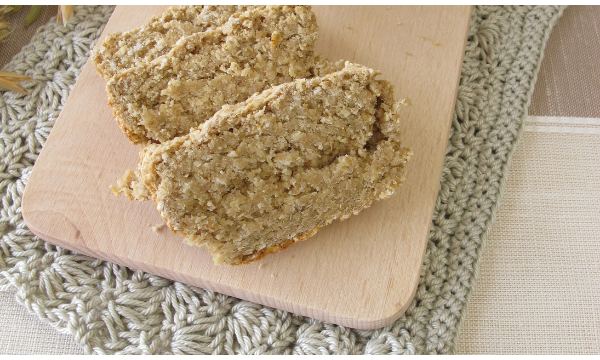 Bread (Dairy, Flour, Egg Free)