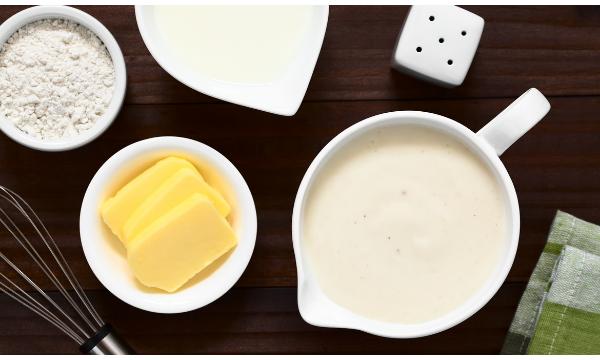 'ROUX' White Sauce