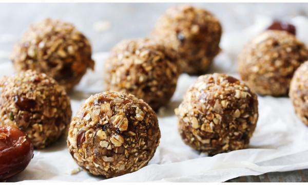 Energy Protein Balls