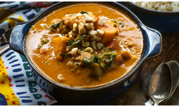 African Style Curry