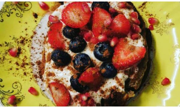 Oaty Pancakes