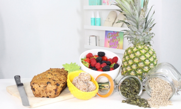 Personal Nutrition & Wellness Coaching