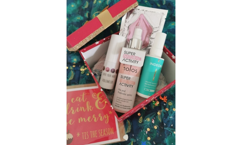 Christmas Beauty Box 4
