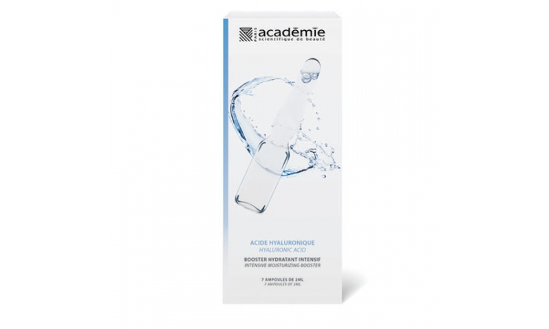 Academie Hyaluronic Acid 7 Day Ampoule Kit