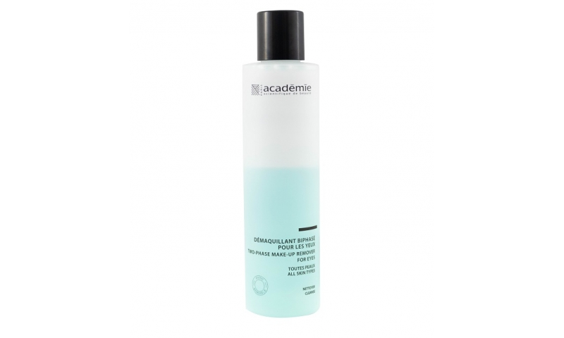 Academie Two Phase Makeup Remover For Eyes
