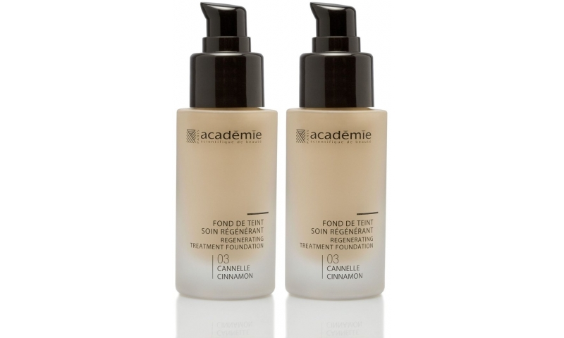 Academie Skin Regenerating Foundation 'Cinnamon'