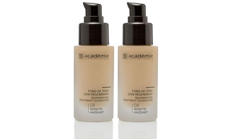 Academie Skin Regenerating Foundation 'Hazelnut'