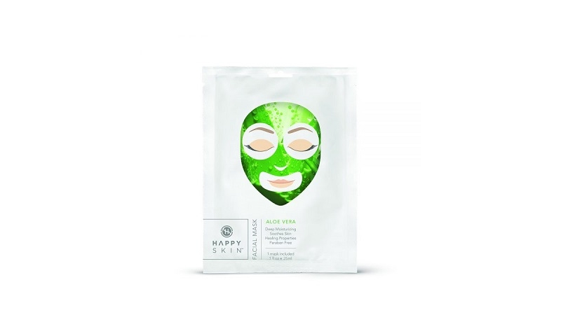 Happy Skin Aloe Vera Face Mask