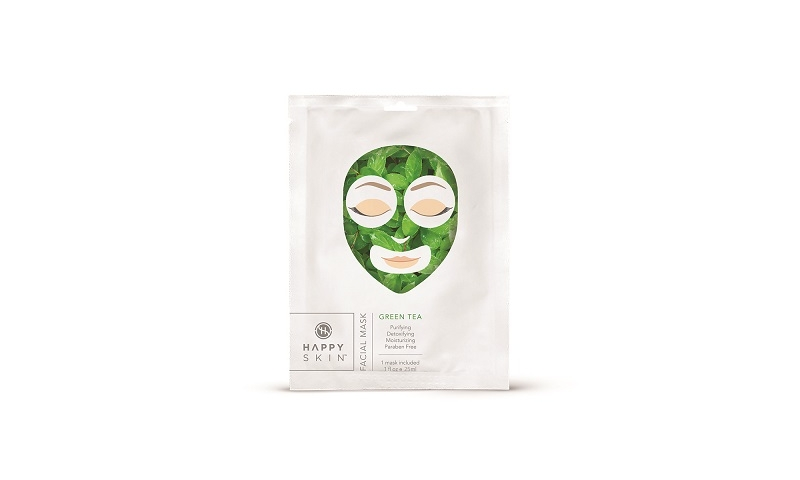 Happy Skin Green Tea Mask