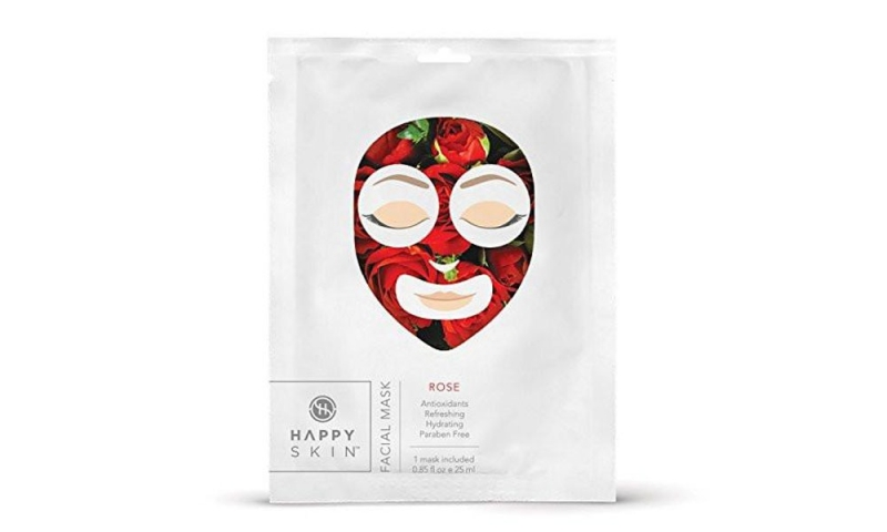 Happy Skin Rose Face Mask
