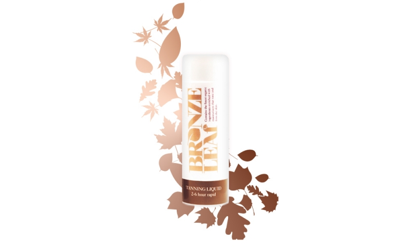 Bronze Leaf 2-6 hr Rapid Tanning Liquid