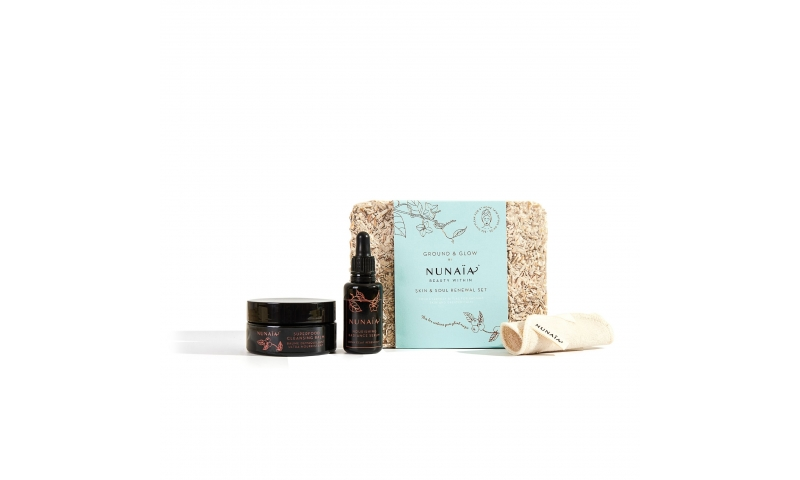 Nunaia - Skin & Soul Renewal Gift Set