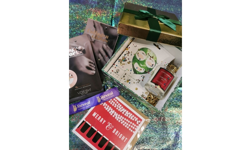 Christmas Beauty Box 1