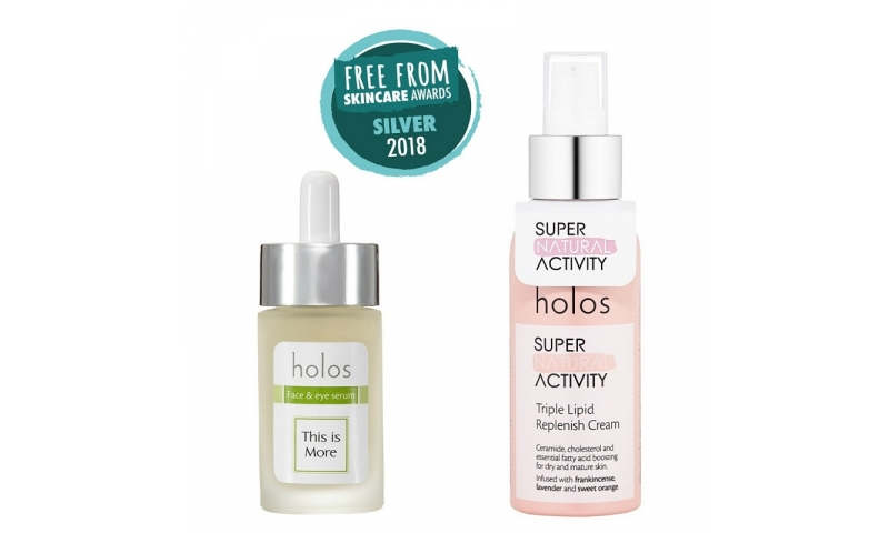 Holos 'Hydrate & Glow' Bundle