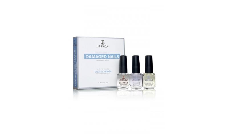 Jessica Treatment Kits - Damaged Nails