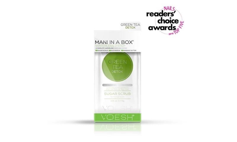 Voesh Mani In A Box 'Green Tea Detox'