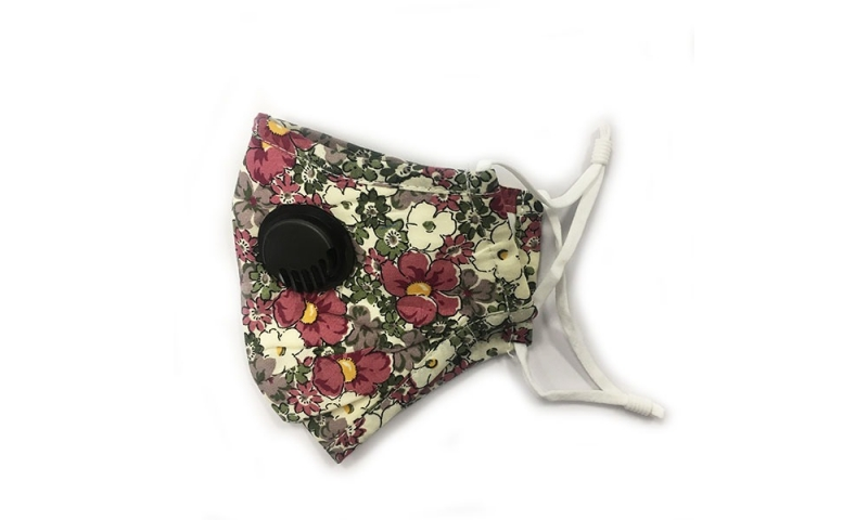Face Covering - Reusable Cotton Floral
