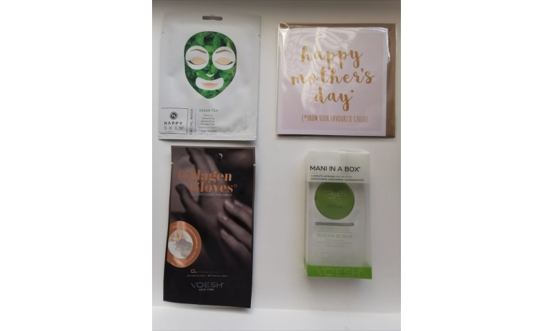 Mother's Day Pamper Pack (Hands & Face Mask)