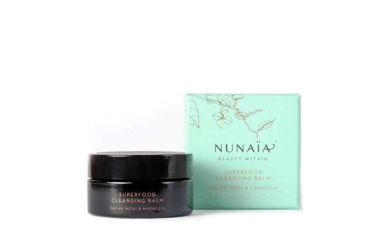 NUNAIA Superfood Cleansing Balm