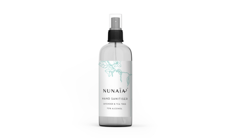NUNAIA Hand Sanitiser 50ml